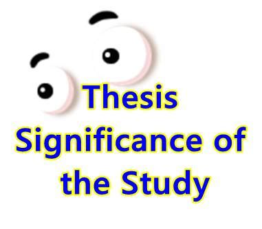 Sample thesis proposal in english